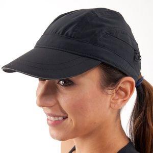 Lululemon Women's Speedy Run Black Hat